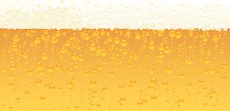 Beer Texture Royalty Free Stock Images