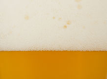 Beer texture Royalty Free Stock Photography