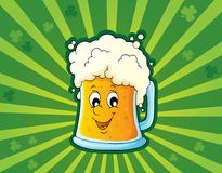 Beer theme image 3 Stock Photography