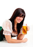 Beer Time Stock Images