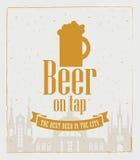 Beer town Stock Photos