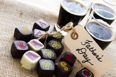 Beer truffles Stock Photos