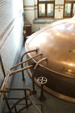 Beer vat Royalty Free Stock Photo