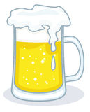 Beer Vector Illustration Stock Photos