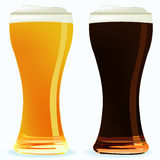 Beer Vector Royalty Free Stock Image