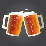 Beer Mug Vector Stock Photo