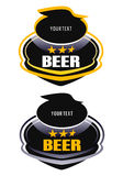 Beerblack.eps Royalty Free Stock Images