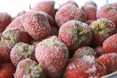 Beeren der Erdbeere Lizenzfreie Stockfotos