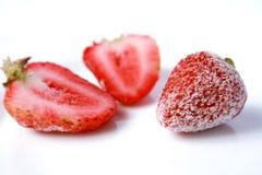 Beeren der Erdbeere Stockbilder