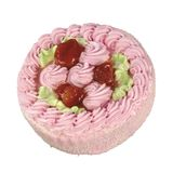 Beeren-Kuchen Lizenzfreie Stockbilder