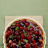 Beeren-Torte Stockfotografie