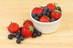 Beerenfrüchte Lizenzfreies Stockfoto