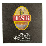 Beermat drink coaster isolated Stock Image