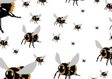 The Bees Stock Images