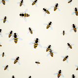 Bees Royalty Free Stock Photography