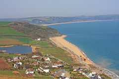 Beesands, Devon Fotografia Stock