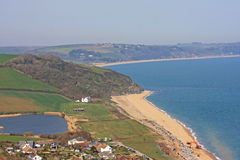 Beesands, Devon Royalty Free Stock Image
