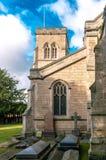 Beeston教区教堂 库存图片