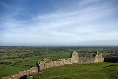 Beeston Castle Stock Image