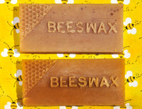 beeswax obraz royalty free