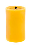 Beeswax Candle Stock Images