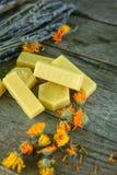 Beeswax mydło Zdjęcie Stock