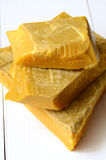 Beeswax stock photography