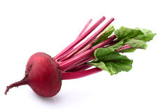 Beet in closeup Royalty Free Stock Image