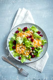 Beet and Feta Cheese Salad Stock Images