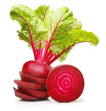 Beet  isolated Royalty Free Stock Photos