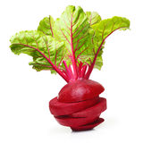 Beet  isolated Stock Photography