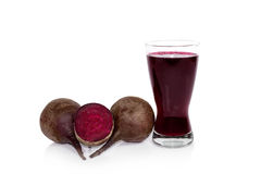 Beet juice Royalty Free Stock Photos