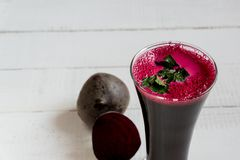 Beet juice. diet. juice vegetables. fresh beet juice stock photography