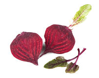 Beet peeled of a peel Royalty Free Stock Image