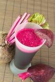 Beet root juice Stock Photo
