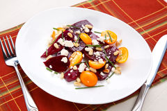 Beet salad Royalty Free Stock Photos