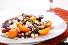 Beet salad Stock Image