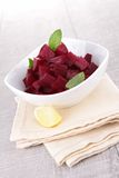 Beet salad Stock Photography