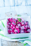 Beet salad Royalty Free Stock Photography
