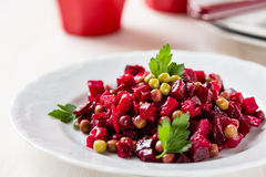 Beet salad Stock Image