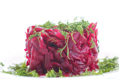 Beet salad Royalty Free Stock Photos