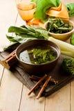 Beet Soup Stock Photo