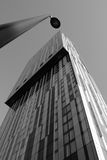 Beetham Kontrollturm Manchester Stockbilder
