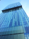 Beetham Tower/Hilton Hotel Manchester Royalty Free Stock Images