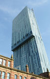 Beetham tower, Manchester Royalty Free Stock Image