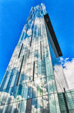 Beetham Tower, Manchester, England Royalty Free Stock Photography