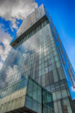 Beetham Tower, Manchester, England Stock Photos
