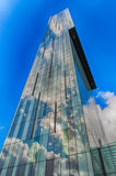 Beetham Tower, Manchester, England Royalty Free Stock Image