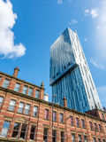 Beetham tower in Manchester Stock Photography
