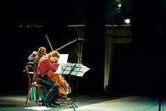 Free Beethoven Duo - Fedor Elesin And Alina Kabanova Stock Photo - 19321410